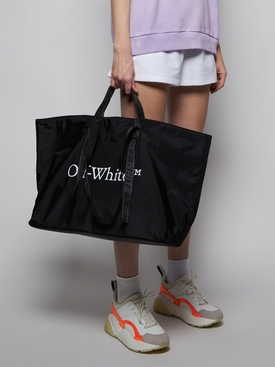 LARGE NYLON COMMERCIAL TOTE BAG