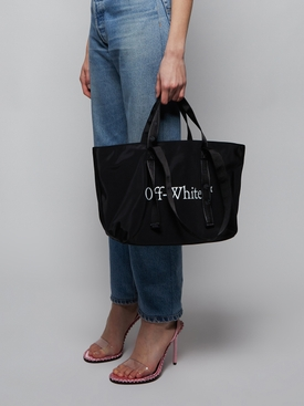 SMALL NYLON COMMERCIAL TOTE BAG