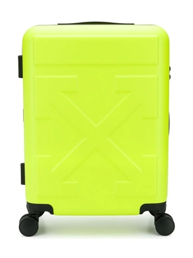 Arrow Carry-on suitcase FLUORESCENT YELLOW