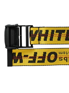 Iconic industrial belt YELLOW/BLACK