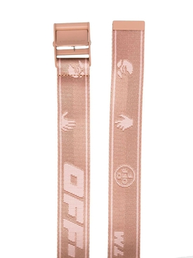 CLASSIC NEW LOGO INDUSTRIAL BELT Pink/Nude