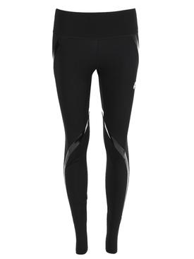 Black panel leggings