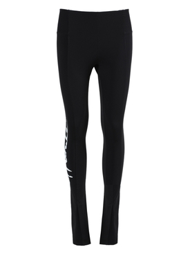 Athleisure split leggings