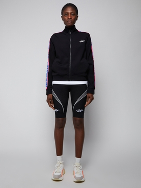 ATHLEISURE TRACK JACKET