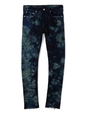 Forest Tiedye Jeans Midnight
