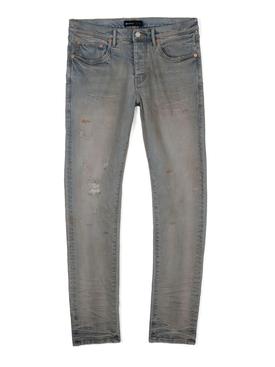 Superlight Oil Repair Jeans Grey