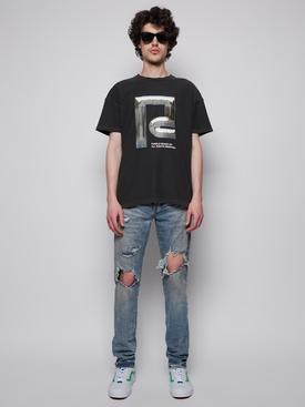 Chrome Icon T-shirt Black