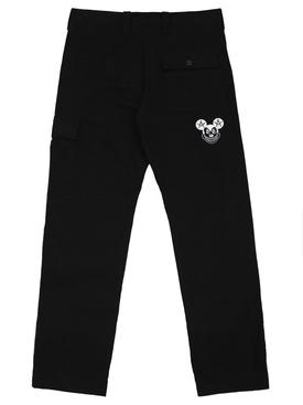 Mischief Cargo Pant Black