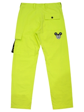 Mischief Cargo Pant Neon Yellow