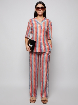 Paige trouser candy print