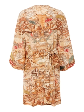 Chufy - Multicolored Uros Robe - Women