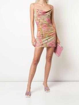 Chain Strap tank dress