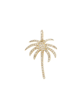 Palm Diamond Pendant