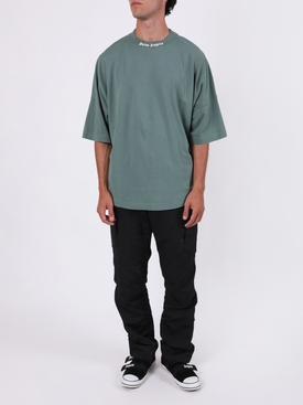 Oversized Pine green t-shirt