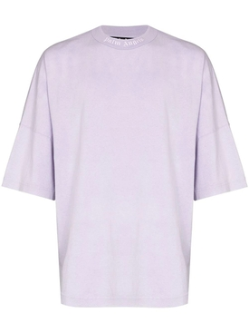 GD Classic Logo Over Tee Lilac