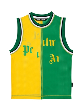 x NBA Broken Logo Tank