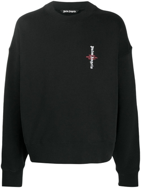 Statement logo crewneck