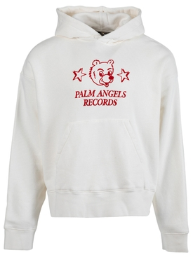 palm angels records hoodie
