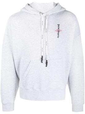 Statement logo hoodie