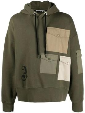 Juggler pin up military hoody