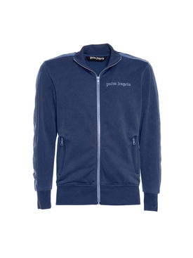 Dyed track jacket NAVY BLUE