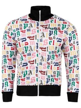 Multicolored Monogram Track Jacket