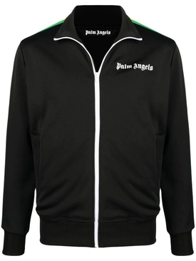 Exodus classic track jacket BLACK AND WHITE