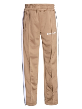 Classic logo track pants BROWN/WHITE
