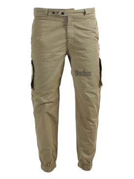 MILITARY GREEN KHAKI CARGO PANTS