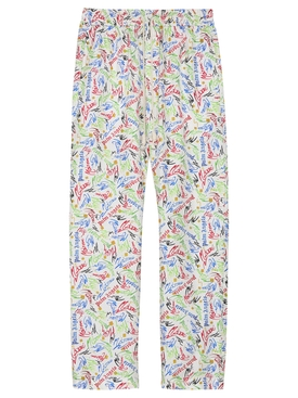 X Missoni Scribble Pajama Pants Multicolor