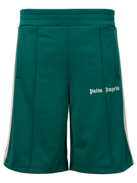 CLASSIC TRACK SHORT FOREST GREEN