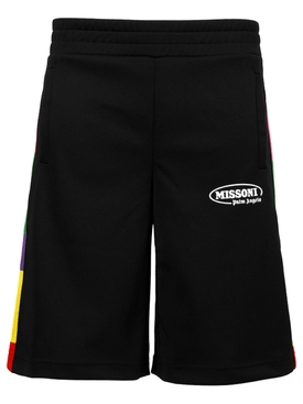 X Missoni Track Shorts BLACK