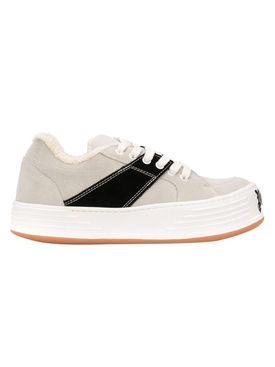 SNOW LOW-TOP SNEAKER WHITE