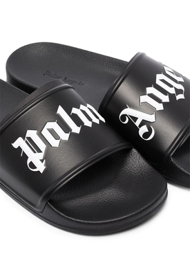 Gothic Logo Slides BLACK & WHITE