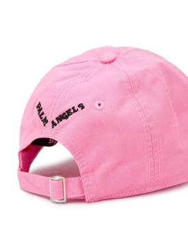 Exotic woman baseball cap PINK/BLACK