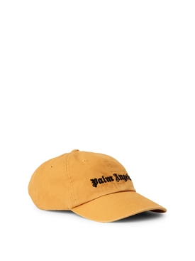 CLASSIC LOGO BASEBALL CAP ORANGE