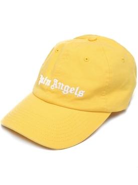 Classic logo cap YELLOW