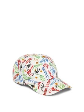 X Missoni Scribble Cap Multicolor
