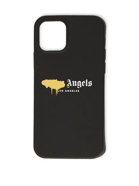 La Spray Logo iPhone Case Pro 12 Black black