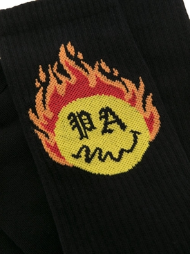Burning head socks