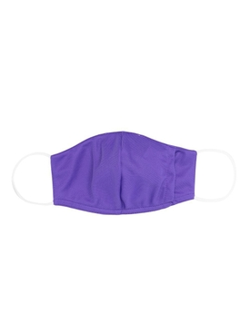 Classic track mask PURPLE AND WHITE