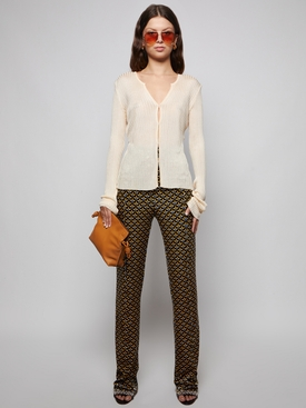 Fitted Cardigan BEIGE