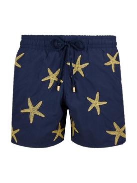 24-Karat Gold Starfish Prestige Swim Trunk