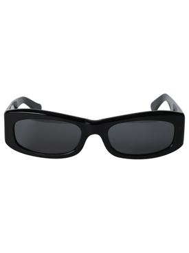 Suadade Square Sunglasses Black