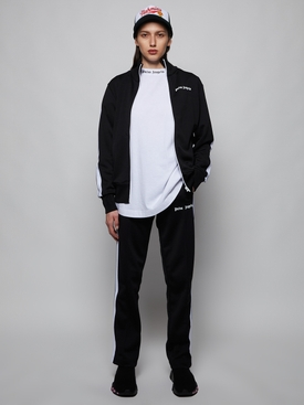 Classic Oversized Logo Collar T-shirt WHITE