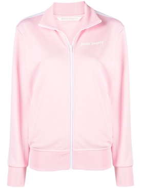 CLASSIC TRACK JACKET, PINK WHITE