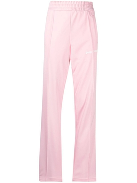 CLASSIC TRACK PANTS, PINK WHITE