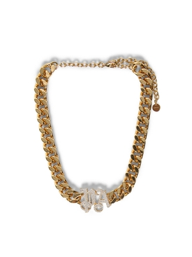 PA Chainlink Necklace Gold