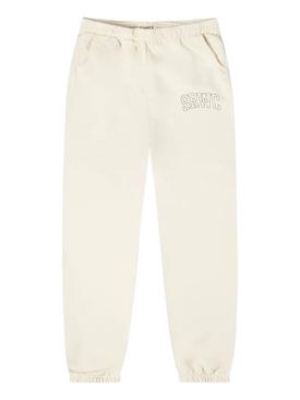 Princeton Sweatpants, Milk