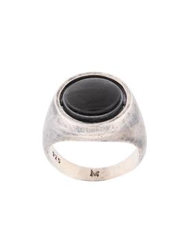 Round Spinning Ring